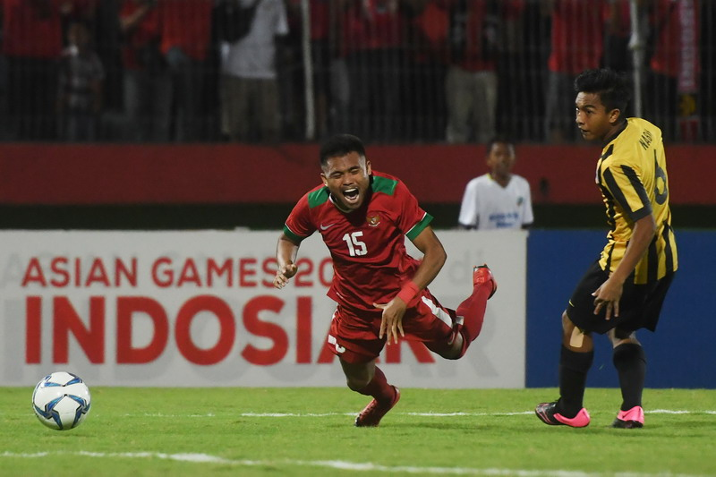 Timnas Indonesia U-19 vs Malaysia