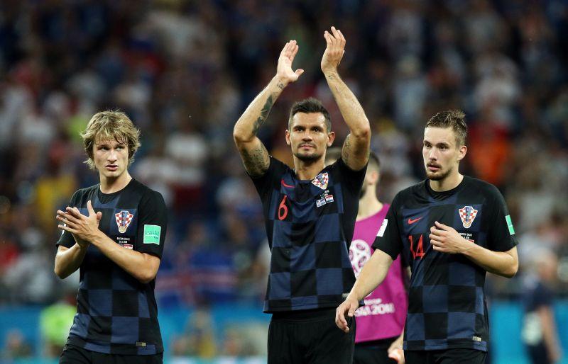 Timnas Kroasia (Foto: Reuters)