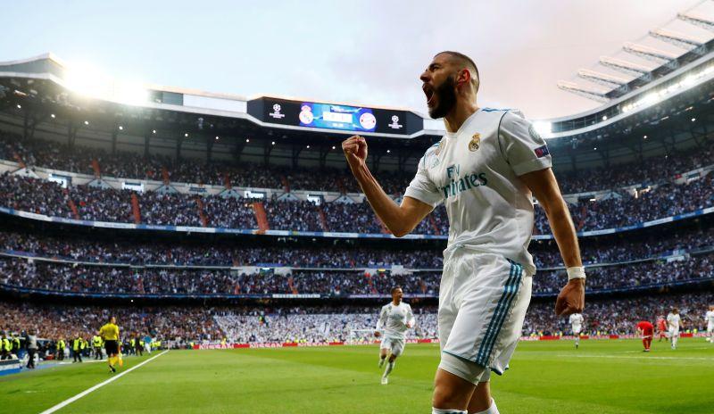 Karim Benzema (Foto: Reuters)
