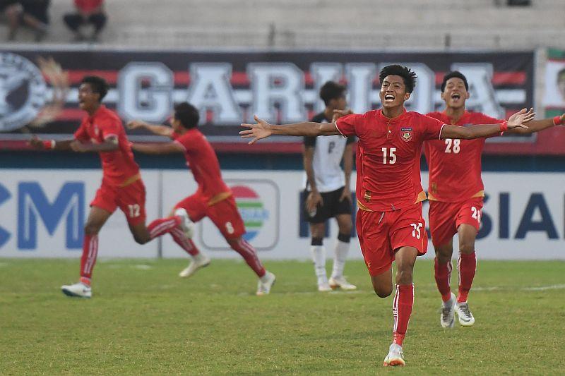 Timnas Myanmar U-19