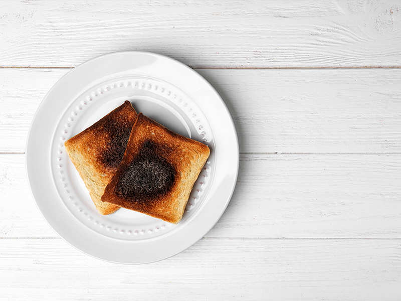 Roti Gosong