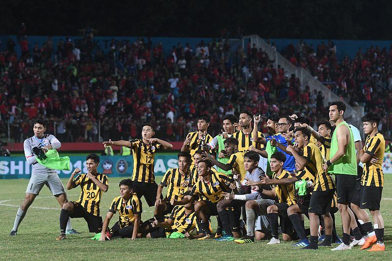 Timnas Malaysia U-19