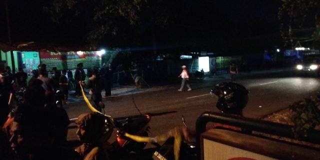 Terorisme di Jalan Kaliurang