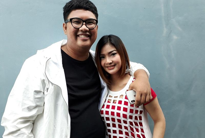 Irma Darmawangsa dan Ricky Cuaca