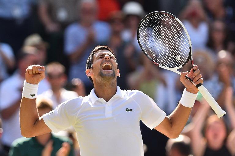 Novak Djokovic (Foto: AFP)