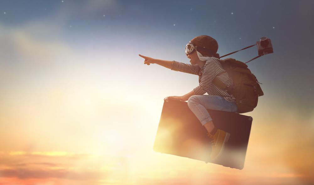 Hampir Separuh Orang Pernah Hidup Dalam Khayalan Masa Kecil Ini Buktinya Okezone Lifestyle