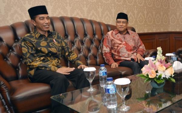Jokowi dan Said Aqil