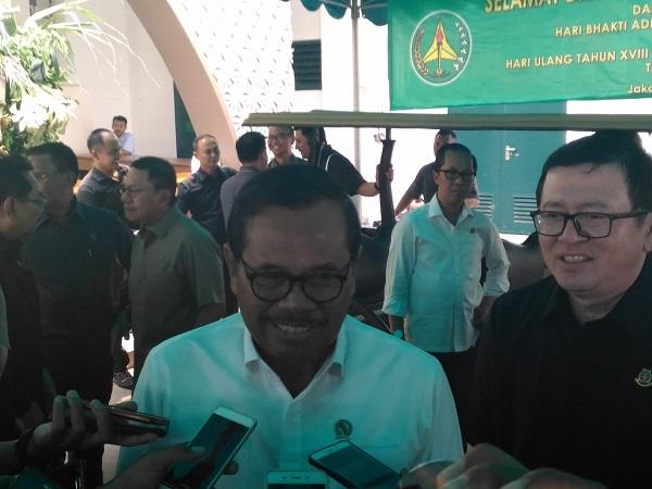 Jaksa Agung Prasetyo (Foto: Puteranegara Batubara/Okezone)