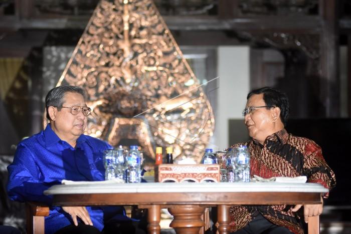Prabowo-SBY