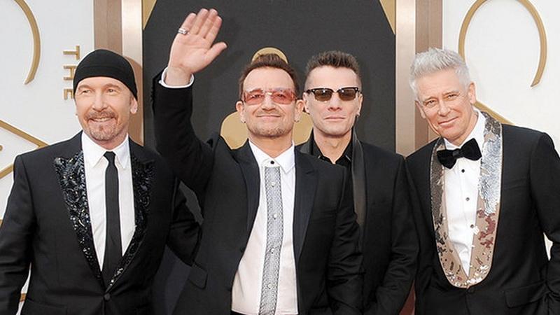 U2, Billboard
