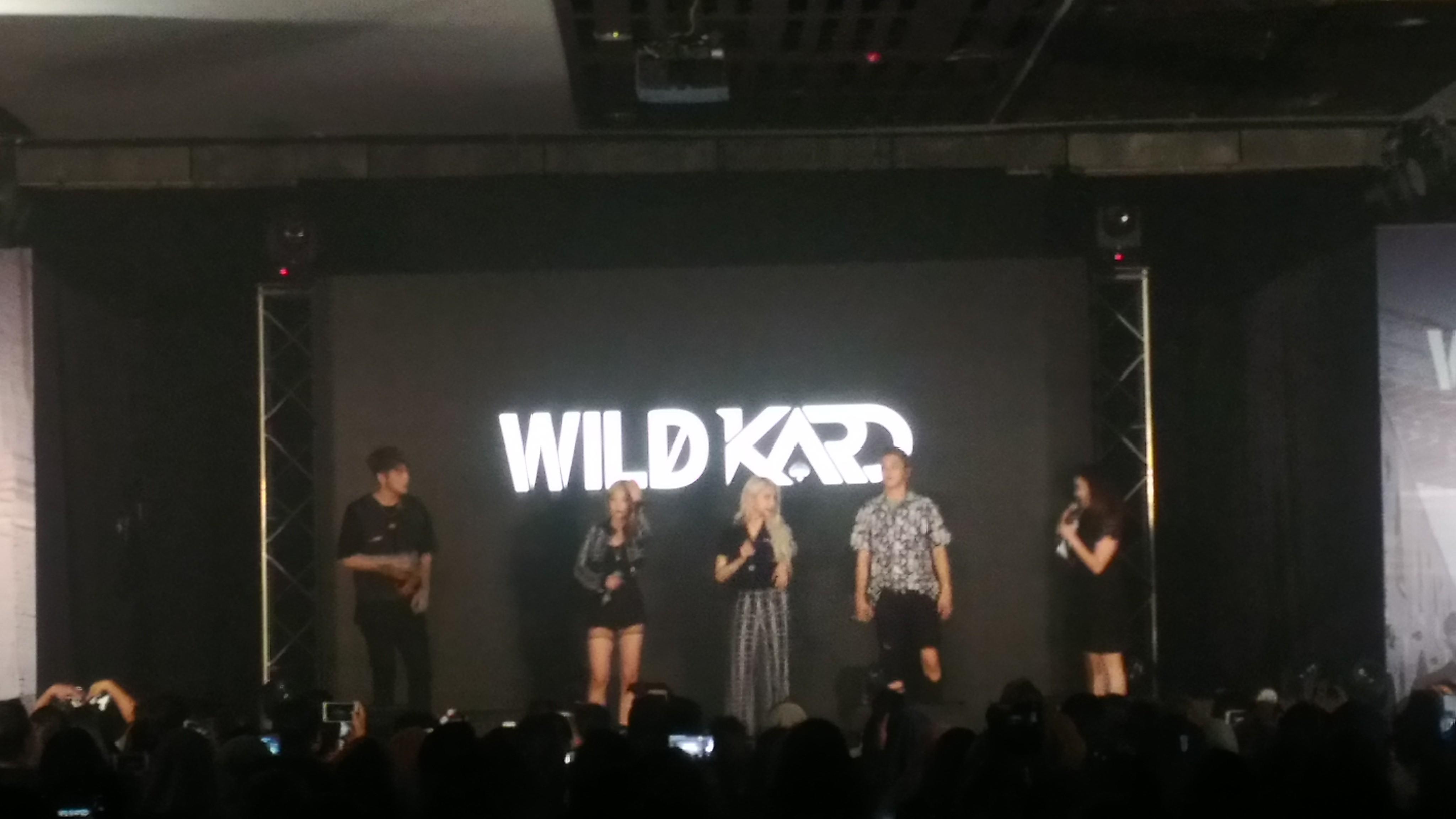 Konser KARD di Jakarta