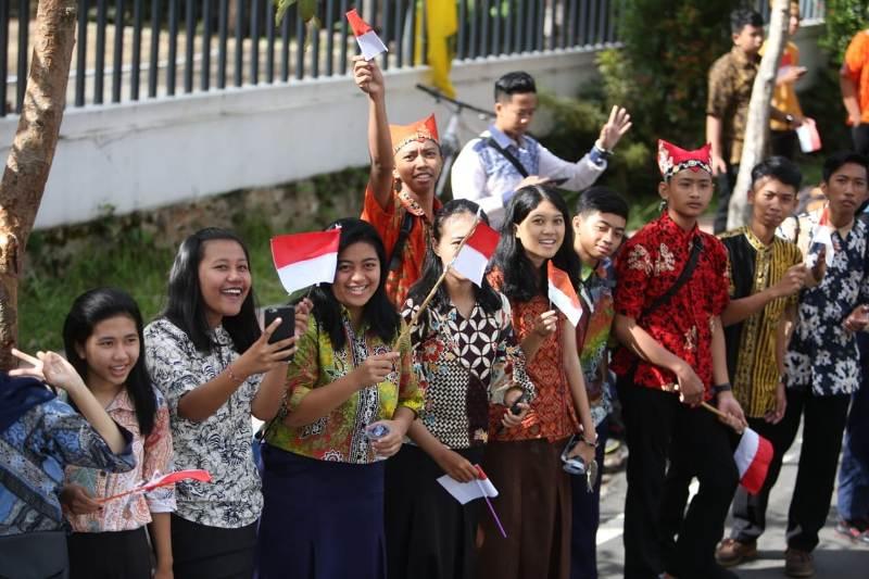 Penyambutan Asian Games