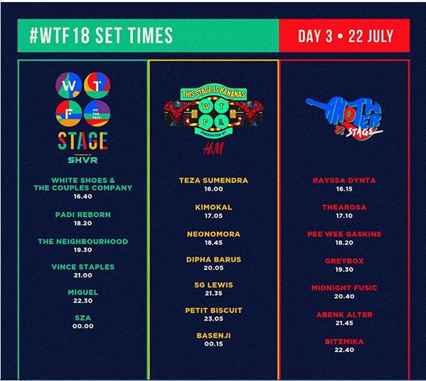 Whe The Fest 2018