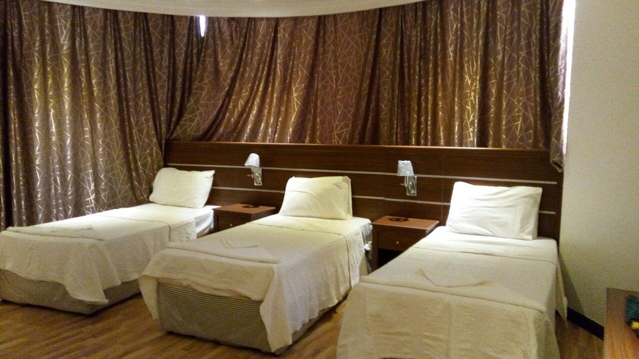 Ilustrasi hotel jamaah haji Indonesia. (Foto: Okezone)