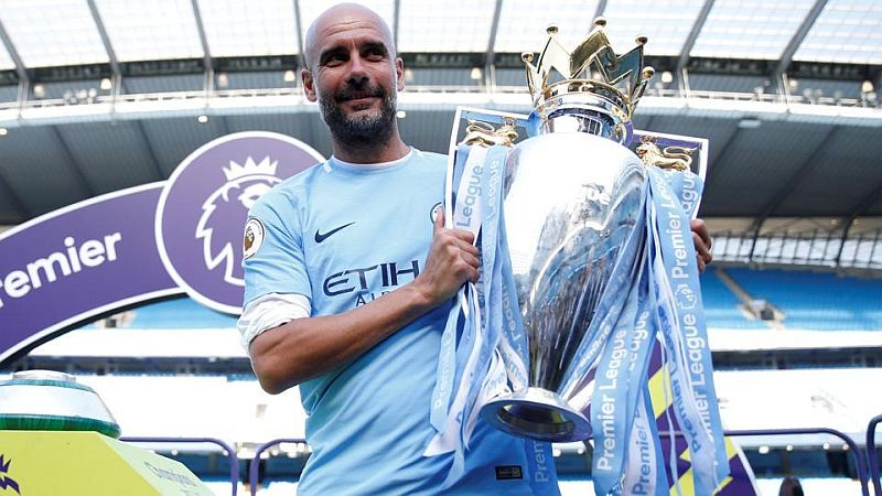 Pep Guardiola (Foto: Reuters)