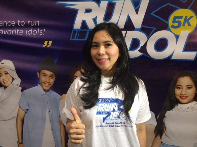 Okezone Run with Idol