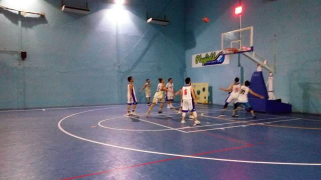 Tim Basket RCTI vs Siliwangi Bandung