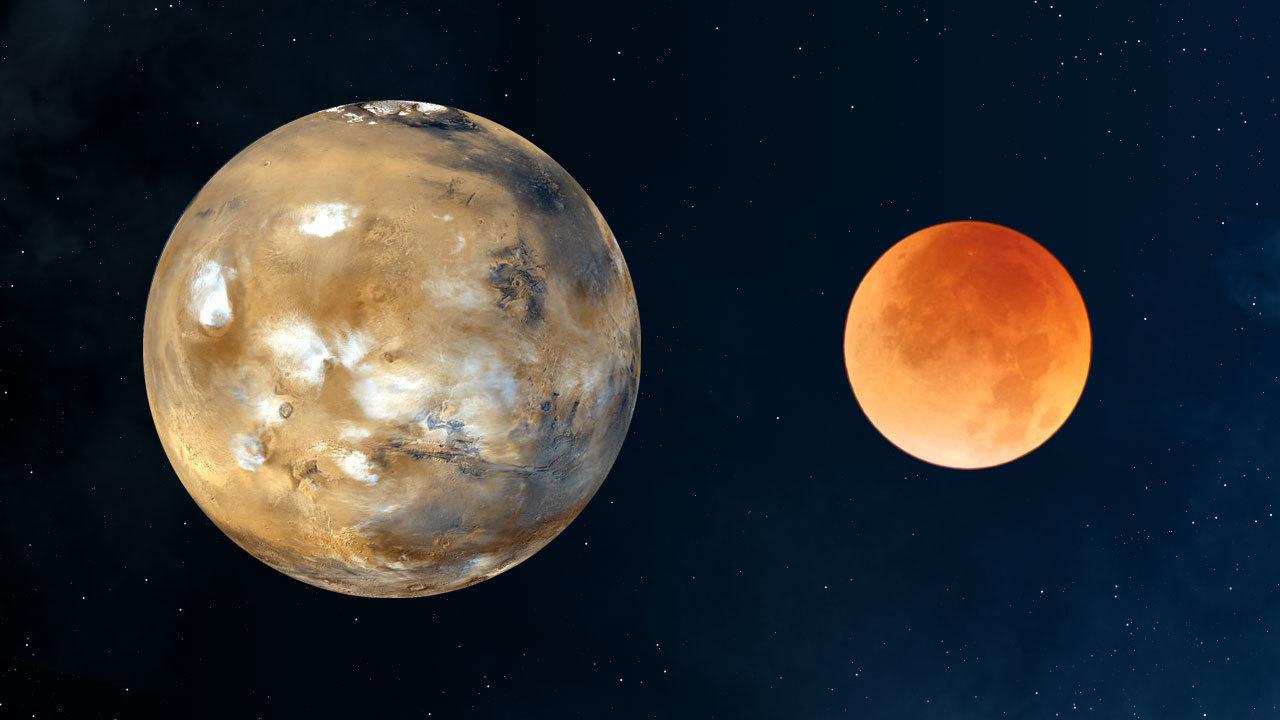 Oposisi Mars