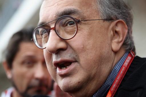 Sergio Marchionne (Foto: AFP)