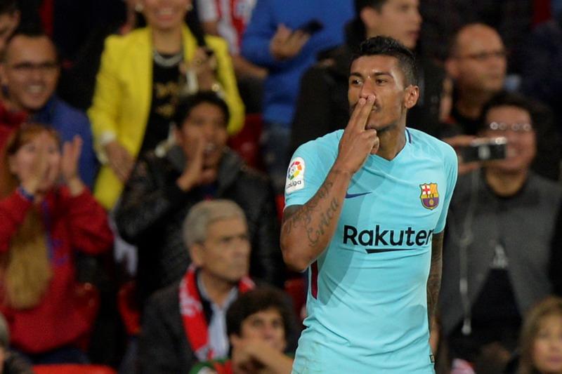 Paulinho (Foto: Reuters)