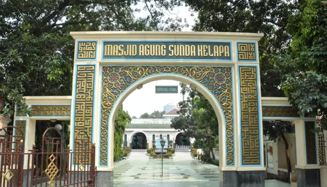 Masjid Sunda Kelapa (foto: Ist)