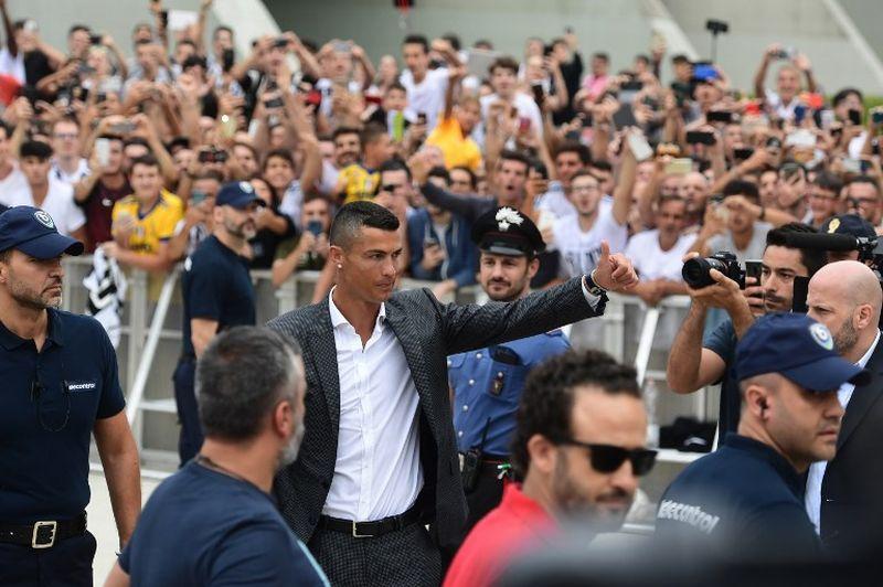 Cristiano Ronaldo (Foto: Juventus)