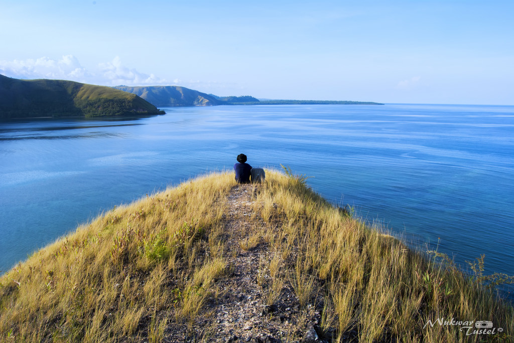 Pesona Gunung Botak Di Papua Barat Yang Mencuri Perhatian Okezone Travel
