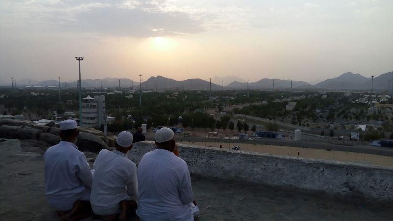 Jabal Rahmah. (Foto: Okezone)