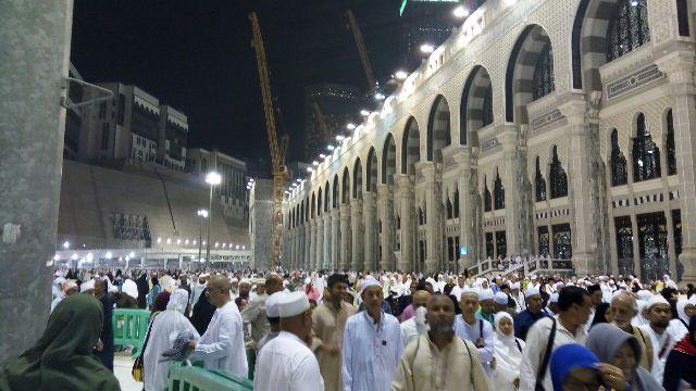 Jamaah haji (Foto: Dok Okezone)