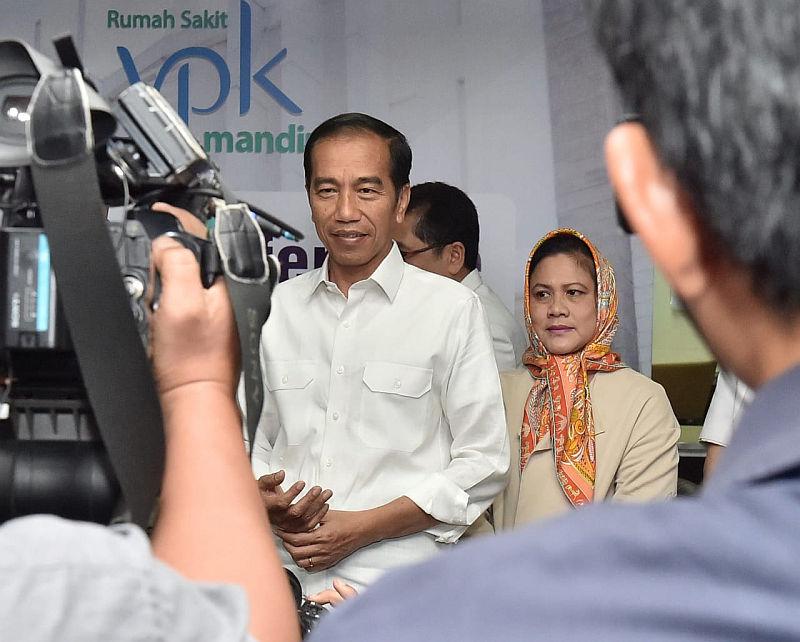 Presiden Joko Widodo (Foto: Biro Pers Istana)