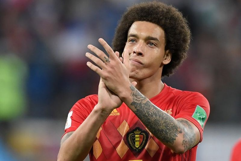 Axel Witsel (Foto: AFP)