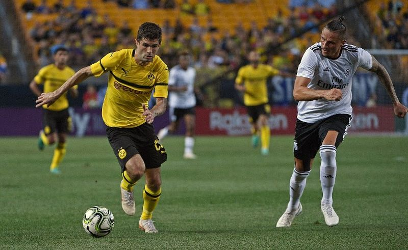 Christian Pulisic (Foto: AFP)