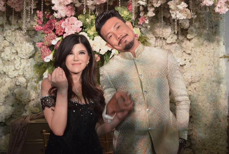 Denny Sumargo dan Dita