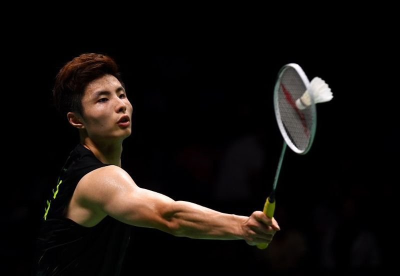 Shi Yuqi (Foto: AFP)