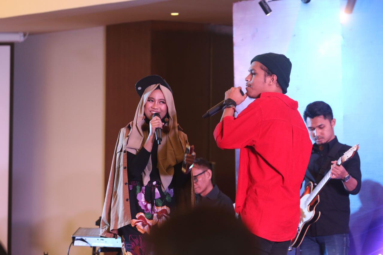 Gala Dinner Okezone Run With Idol, Foto: Arif