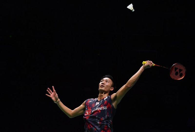 Momota Kento (Foto: AFP)