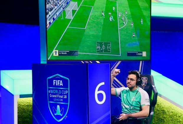 Pemenang eWorld Cup