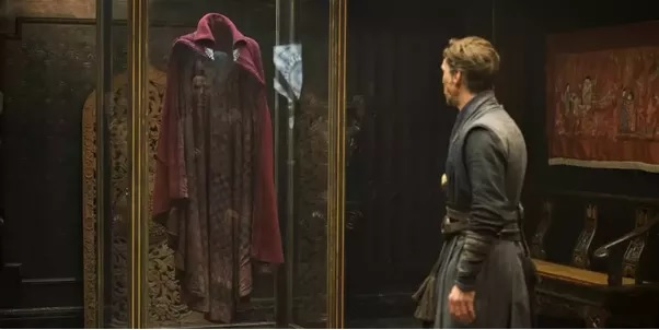 Cloak of Levitation, jubah magis Doctor Strange