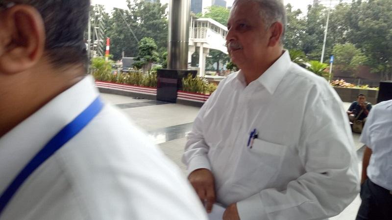 Direktur Utama PLN Sofyan Basir. (Foto: Arie Dwi Satrio/Okezone)