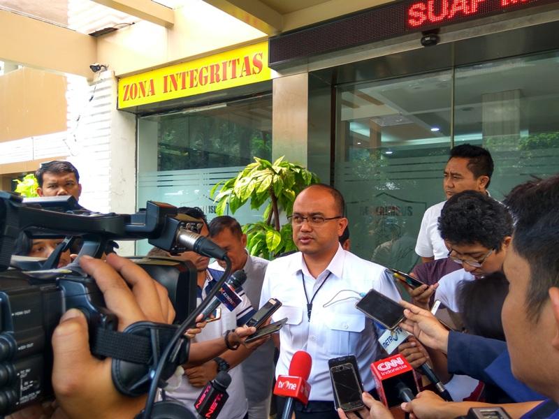 Direskrimsus Polda Metro Jaya Kombes Adi Deriyan (Foto: Badriyanto/Okezone)