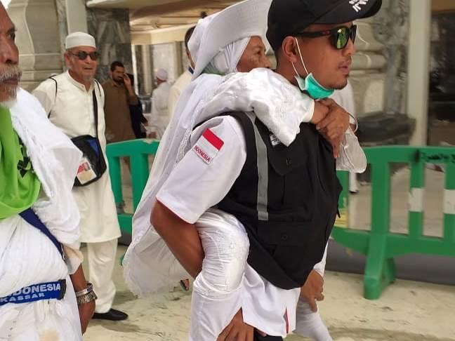 Foto: Okezone/Tim MCH Dakker Makkah