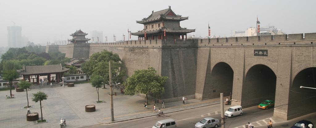 tembok xian