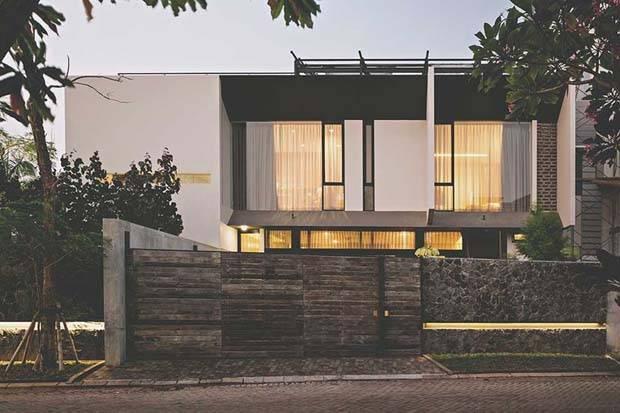 58+ Gambar Desain Pagar Rumah Dari Batu Alam Gratis Terbaik Unduh