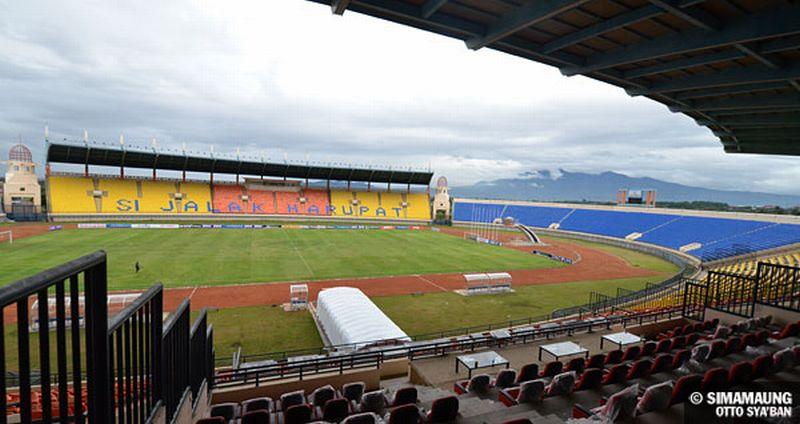 Stadion Si Jalak Harupat (Foto: Simamaung)