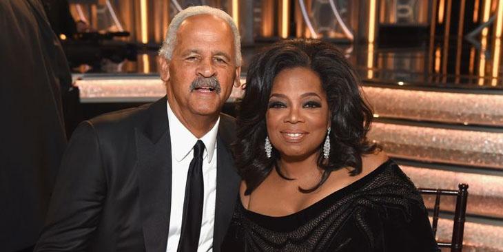 Oprah dan Stedman
