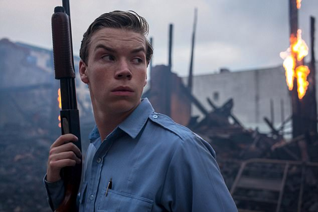 Will Poulter, Foto: Dailymai