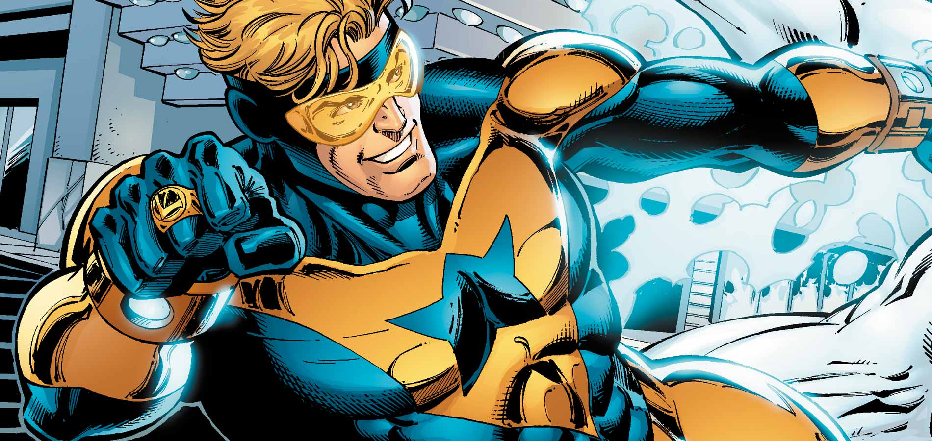 Booster Gold, Foto: DC Comic