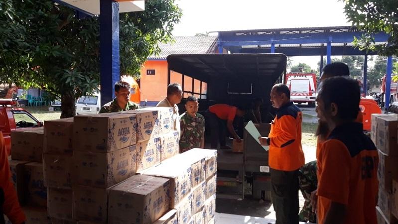 Pengungsi gempa Lombok. (Foto: BNPB)