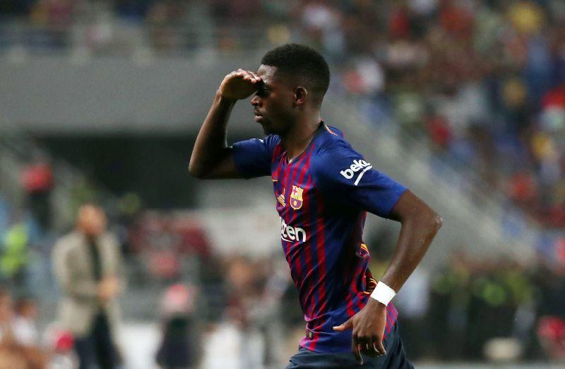 Ousmane Dembele (Foto: Reuters)