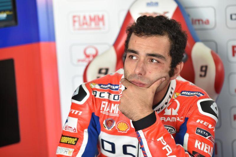 Dani Pedrosa. (Foto: Laman resmi MotoGP)